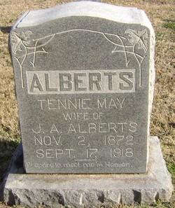Tennie May Alberts