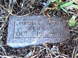 Orville Ivan Berry