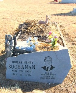 Thomas Henry Buchanan