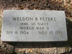 Weldon Bailey Peters