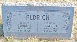 Zenira Eugenia <i>Fergus</i> Aldrich