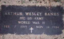 Arthur Wesley Banks