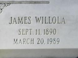 James Willola Willie <i>Strength</i> Knott
