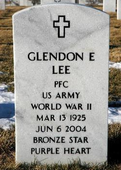 Glendon E Lee