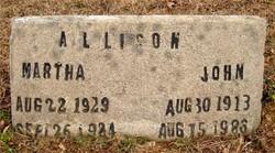 John A. Allison, Sr