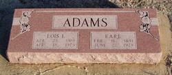 Lois Irene <i>Campbell</i> Adams