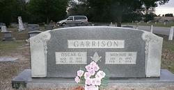 Minnie Mae <i>Trigg</i> Garrison