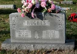 Rev Georgia B. <i>White</i> Hughes