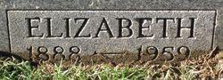 Elizabeth Sabella <i>Mele (Mellon)</i> Fina