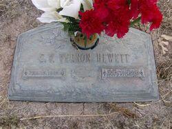 Charles Vernon Vernon Hewett