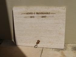 Agnes Childress <i>Simmons</i> Brookshire