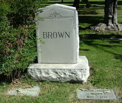 Ethel <i>Hudson</i> Brown