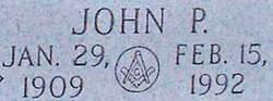 John P. Martin