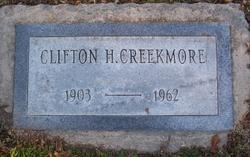 Clifton H Creekmore