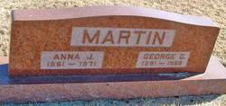 Anna Jeanette <i>Sealey</i> Martin