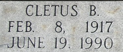 Cletus B. AuBuchon
