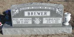 Tillman (Gene) Gene Brewer