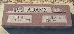 Bethel Adams