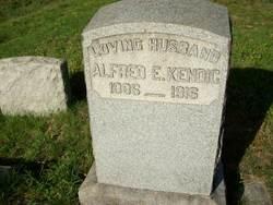 Alfred E. Kendig