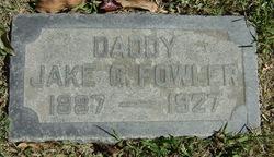 Jacob Gardner Jake Fowler