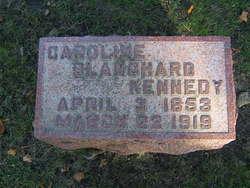 Caroline <i>Blanchard</i> Kennedy