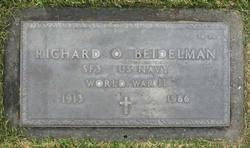 Richard Oliver Richie Beidelman