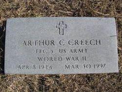 Arthur` C. Creech