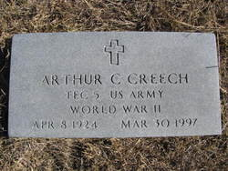 Arthur C. Creech
