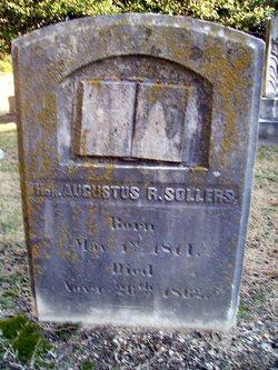 Augustus Rhodes Sollers