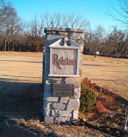 Rolston Cemetery