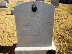 Wesley M. Adamson