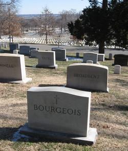 Lieut Alvin Roland Bourgeois