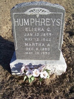 Martha A. <i>Tunnell</i> Humphreys