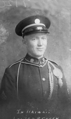 Lester Broward Green