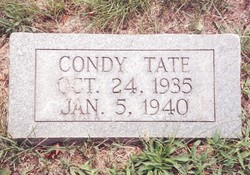 Condy Franklin Tate