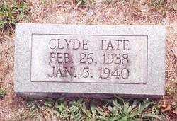 Clyde William Tate