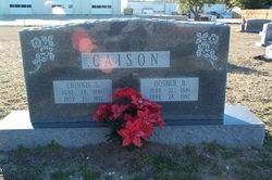 Dosher B. <i>Robinson</i> Caison