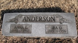 Ira Oliver Anderson