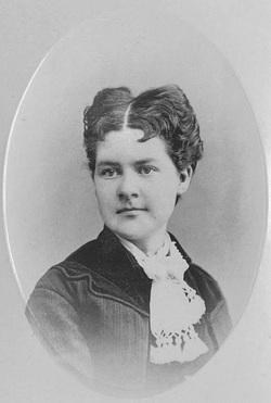 Dr Martha Maria Mattie <i>Hughes</i> Cannon