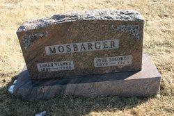 John Solomon Mosbarger