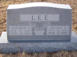 Hulda A. Lee