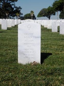 Lester Robert Adams