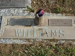 Dudley Bruce Williams