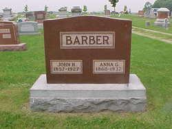 Anna <i>Griner</i> Barber