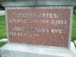 Jacob Christian Antes