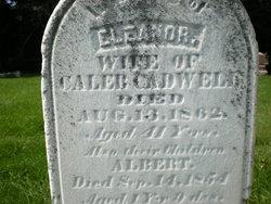 Eleanor <i>Galloway</i> Cadwell