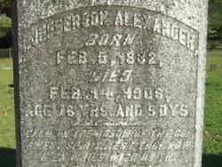 I. Jefferson Alexander