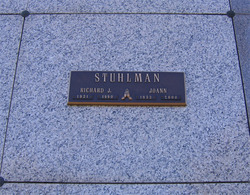Richard James Stuhlman