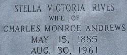 Stella Victoria <i>Rives</i> Andrews