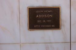 Joseph Michael Addison